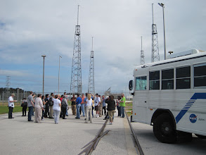 Photo: Launch Complex 41 where Juno recently launched for a trip to Jupiter.