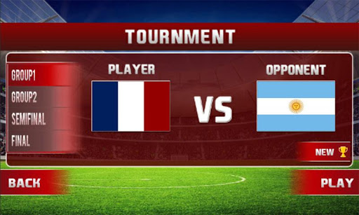 Real World Soccer League: Football WorldCup 2020  screenshots 6