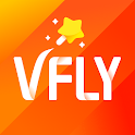 VFly-Status Videos, Status Maker, New Video Status icon