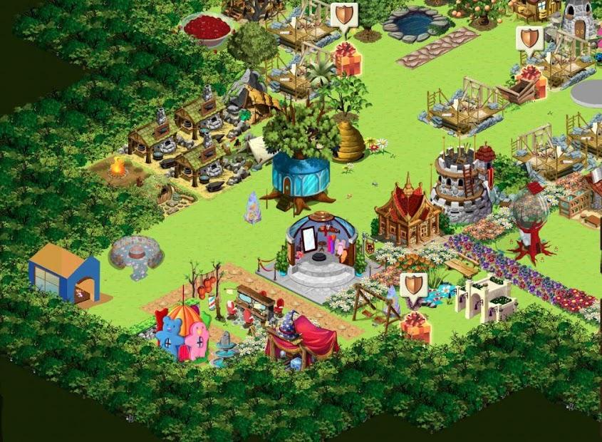 Brightwood Adventures:Meadow Village! screenshot 7