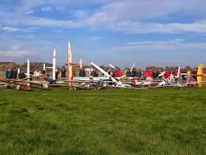 Photo: Společná fotka účastníků doletná 2013