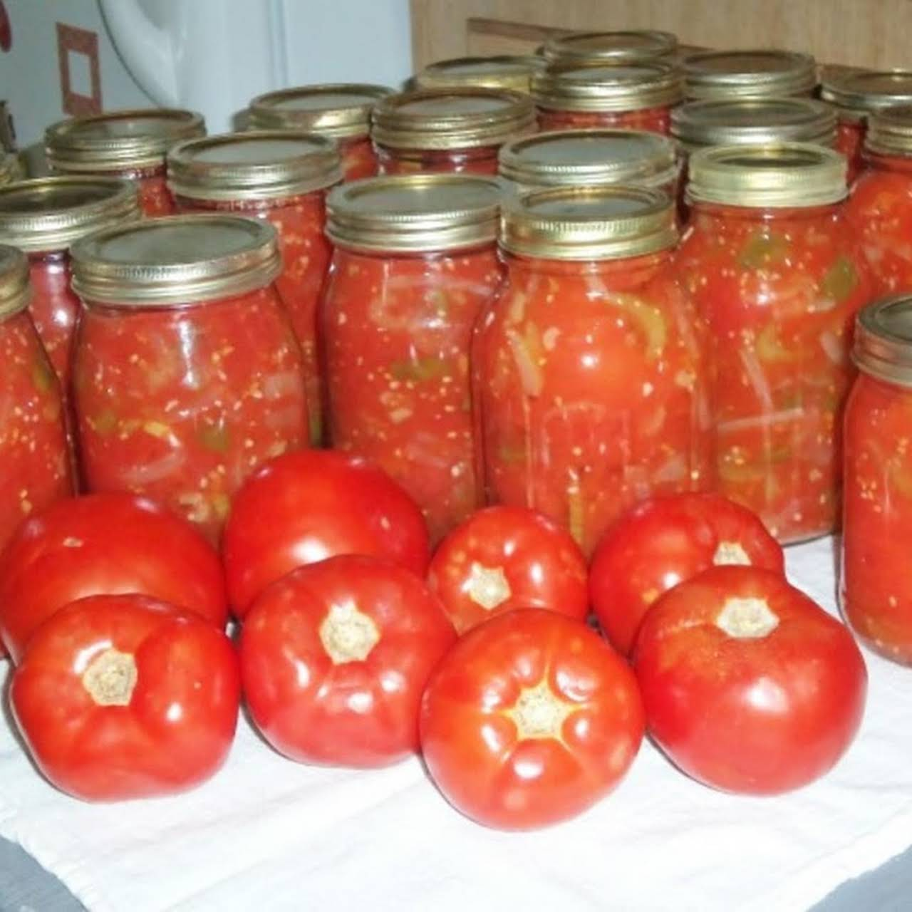 10 Best Stewed Tomatoes With Canned Tomatoes Recipes Yummly