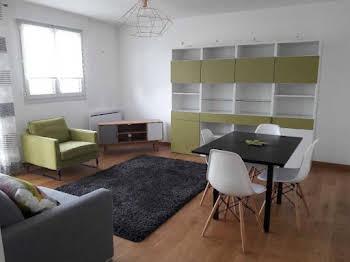 Appartement meublé 2 pièces 49,43 m2