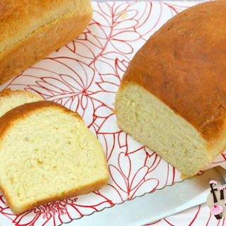 Homemade Honey Bread