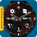 Spin Watch Face (by HuskyDEV) icon