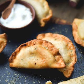 Turkey Sausage & Gruyere Empanadas Recipe