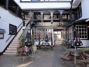 Photo: The old New Inn of Gloucester