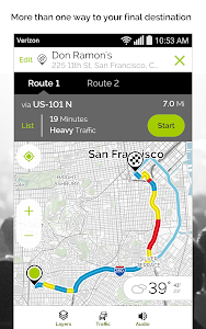 MapQuest GPS Navigation & Maps screenshot 0