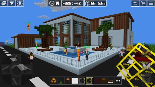 Multicraft: Block Craft Mini World 3D apkdebit screenshots 16