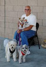 Photo: Regis, dog sitter
