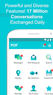POF Free Dating App- screenshot thumbnail