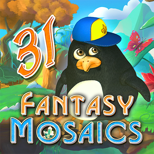Fantasy Mosaics 31: First Date APK Cracked Download
