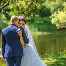 Wedding photographer Vladimir Ezerskiy (Dokk). Photo of 25.08.2017