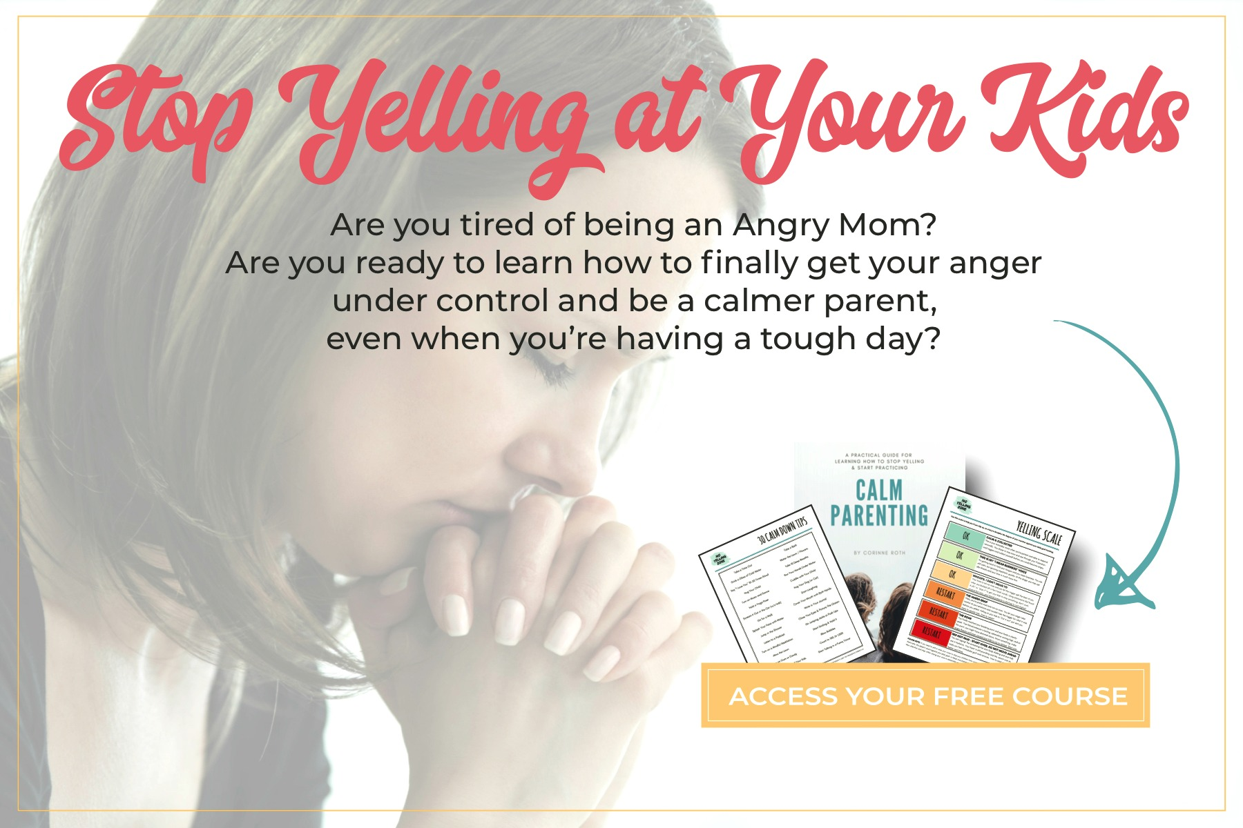 b8c3df6a67 Need a little extra help learning how to get your anger under control?  Here's a FREE Course that will help you turn things around.