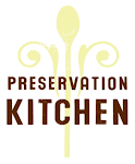 Logo for Preservation Kitchen and Ale House