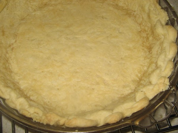 Heat oven to 375 ^. Make and bake pie crust. Cool.