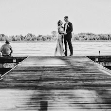 Wedding photographer Magdalena Sobieska (saveadream). Photo of 10.08.2018