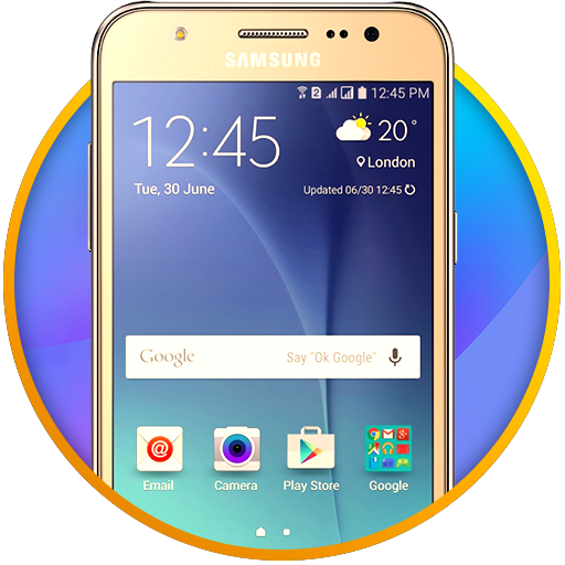 Launcher Galaxy J7 for Samsung - Apps on Google Play