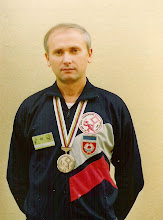 Photo: WORLD ARDF 1988. Beatemberg CH. Bronzana medalja.