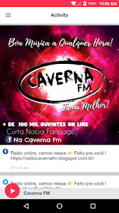 Caverna FM - náhled