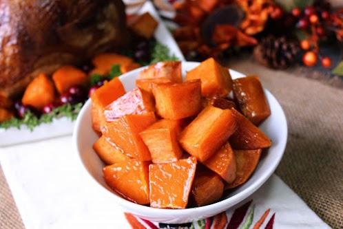 Easy Roast Sweet Potatoes
