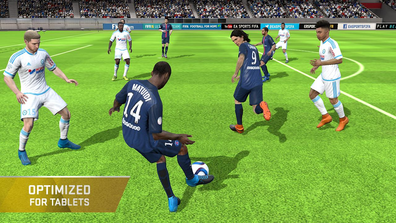 FIFA 16 Soccer Apl Android Di Google Play