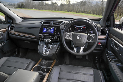 The interior is more spacious but you need to shell out far too much to get all the kit.  Picture: HONDA MOTOR SOUTHERN AFRICA