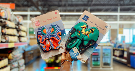 Lily & Dan Kids Water Shoes Just $4.99 at ALDI   Watermelon, Sharks & More