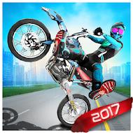 Bike Wheeling [Мод: много денег]