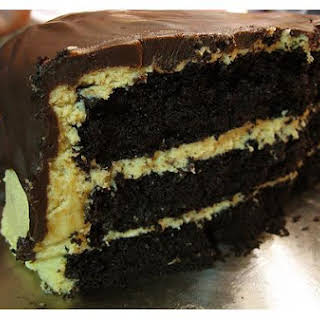 Peanut Butter Cake and Frosting.