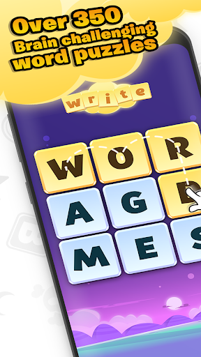 Write - Logic, Puzzle, Word game  screenshots EasyGameCheats.pro 1