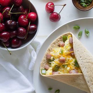 Denver Omelette Breakfast Wrap