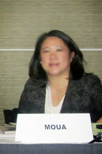 Photo: Hon. Mee Moua, Executive Director, Asian Americans Advancing Justice