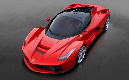 Red alert! SA dealer offers LaFerrari for R41m on the road