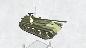 SU-101 ディティールちょいアップ版