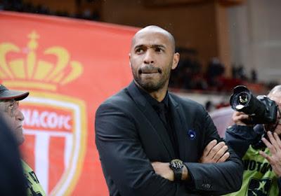 Thierry Henry, le coach de Monaco, s'exprime concernant le transfert avorté de William Vainqueur et l'intérêt de club pour Michy Batshuayi