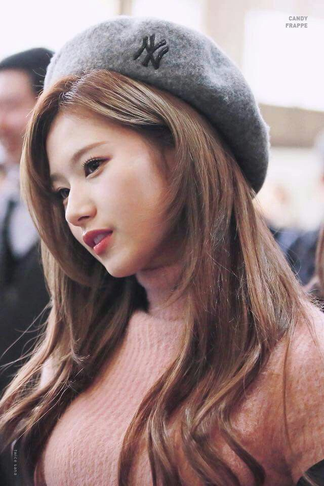 sana brown hair1