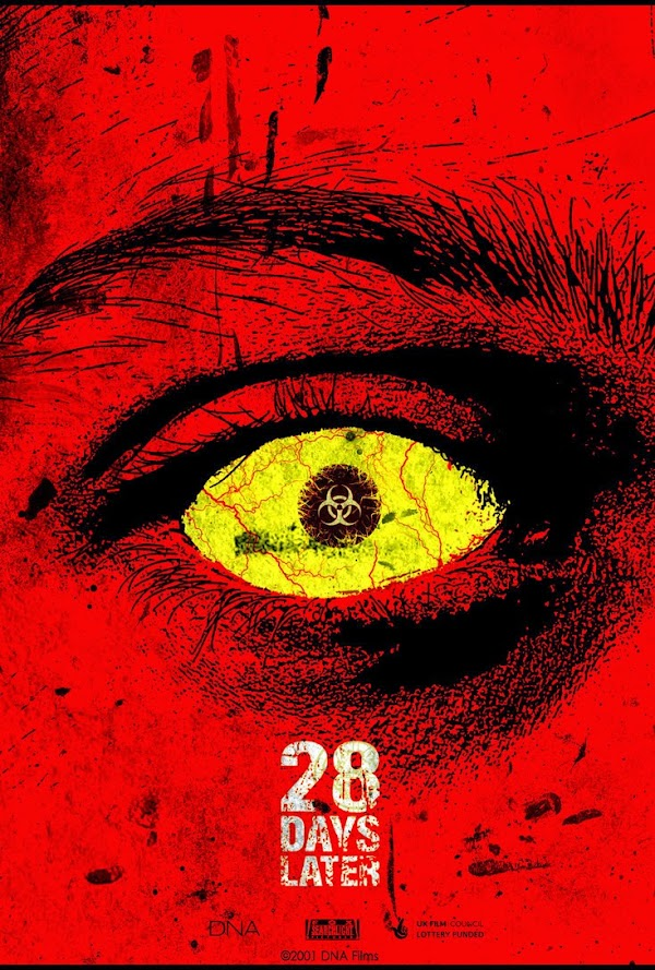 Scariest Movies - 28 Days Later