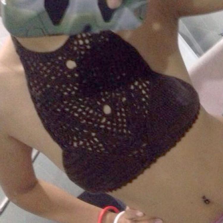 Customized bikini by Ricincraft