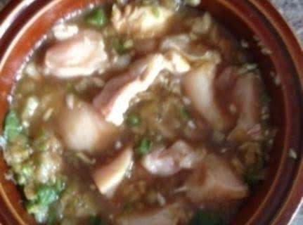 My Crockpot Hawaiian Chicken