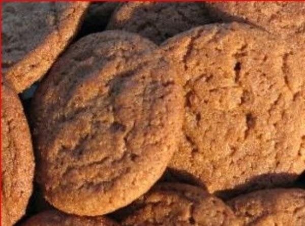 Grandma's Ginger Snaps Recipe
