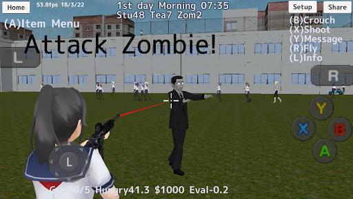 SchoolGirls Simulator for PC