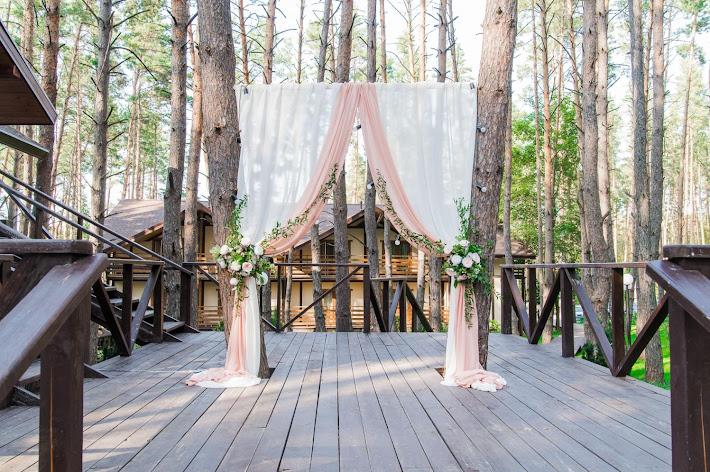 Фото №10 зала Зал «Лесной»