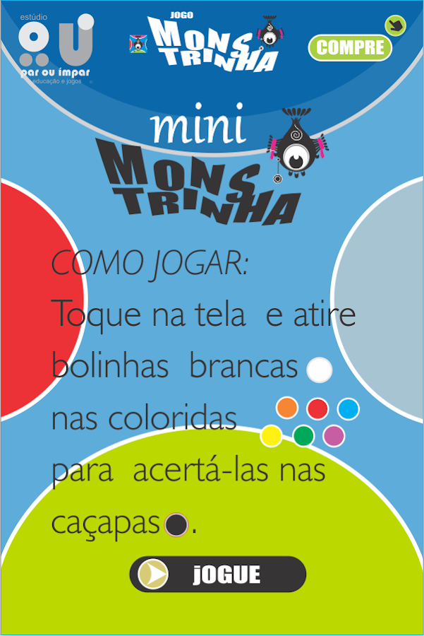 Mini Monstrinha- screenshot