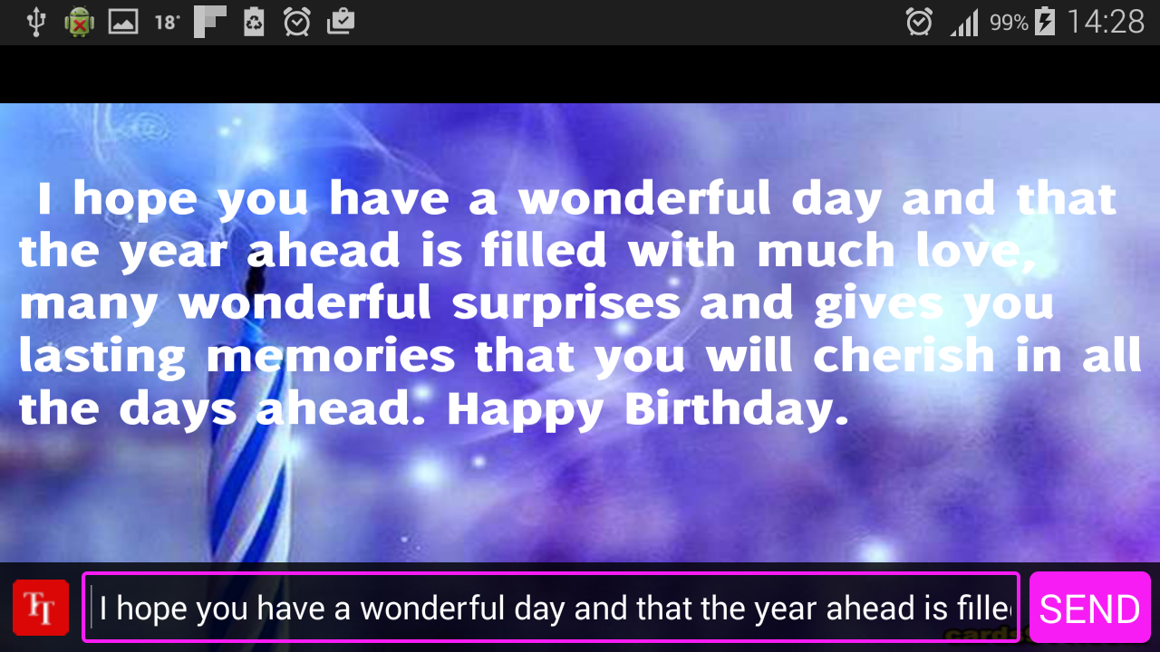 Birthday Wishes And Cards Android Apps On Google Play Casual Happy Birthday Wishes