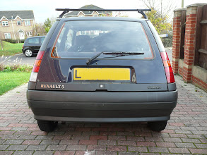 Photo: Rear Boot Renault 5