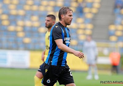 """""""Misschien heeft Vormer zijn plaats niet meer in het sterkste Club Brugge"""""""
