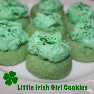 LITTLE IRISH GIRL COOKIES