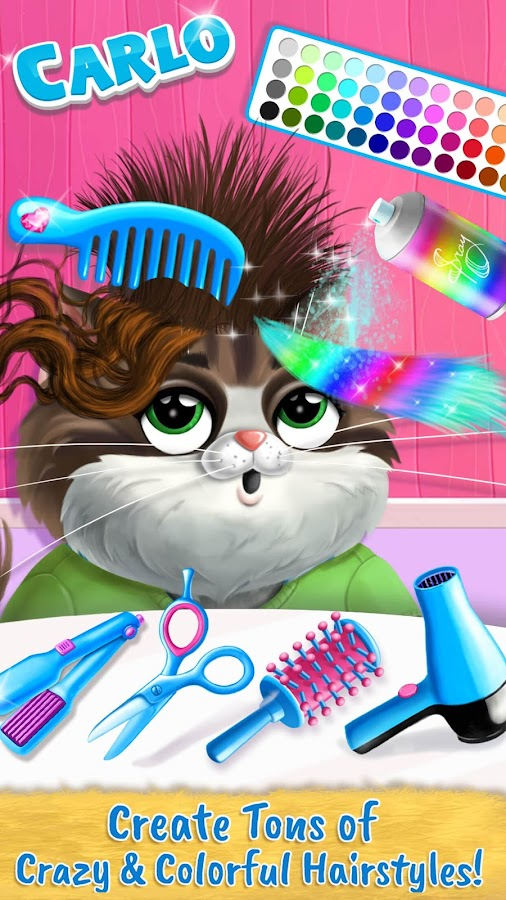Farm Animals Makeover - Cute Virtual Pet Salon- screenshot