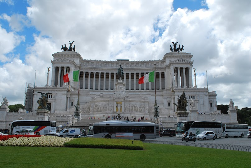 National Monument of Victor Emmanuel II, Rome